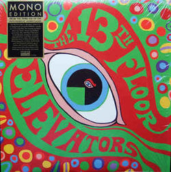 13TH FLOOR ELEVATORS - The Psychedelic Sounds Of (US Ltd.Re Mono LP/New)