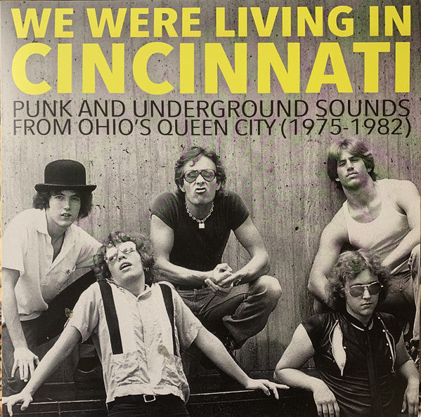 V.A. - We Were Living In Cincinnati (LP / New)