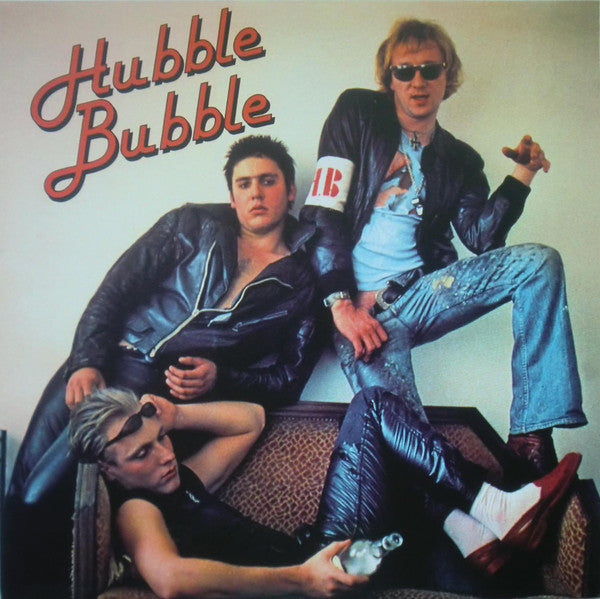 HUBBLE BUBBLE - S.T. (Reissue LP / New)