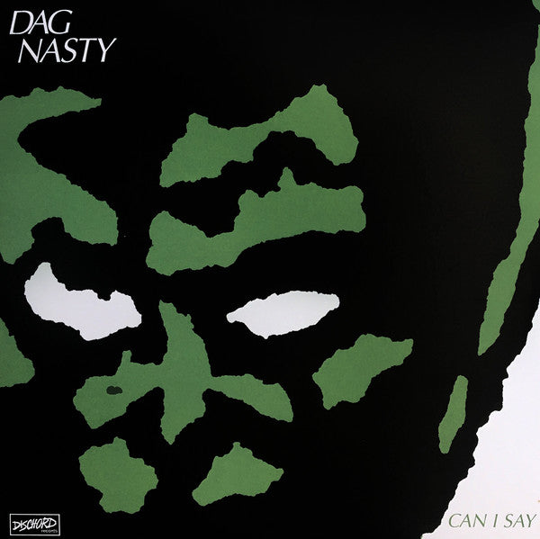 DAG NASTY - Can I Say (US Reissue LP / New)