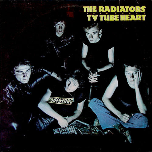 RADIATORS FROM SPACE, THE - TV Tube Heart (Reissue CD / New)
