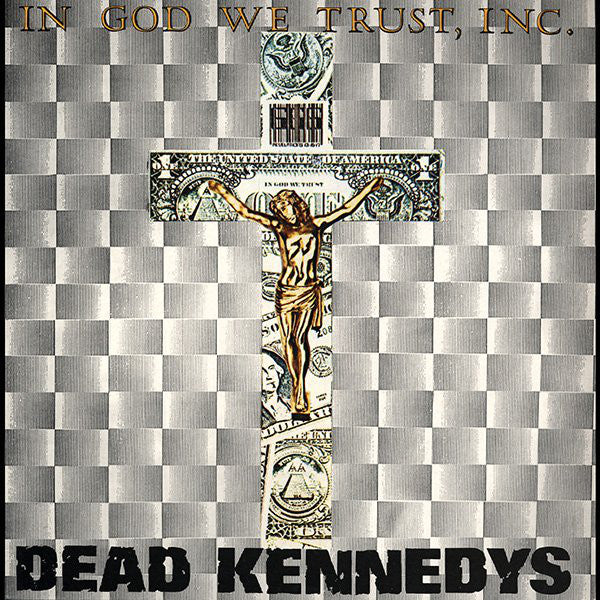"DEAD KENNEDYS (デッド・ケネディーズ) - In God We Trust, Inc. (US Reissue 12"" / New)"