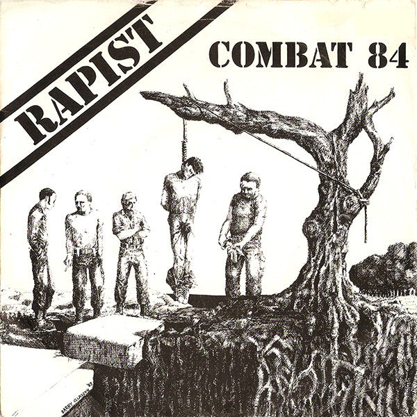 "COMBAT 84 - Rapist (US Reissue 7""/New)"