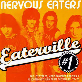 NERVOUS EATERS (ナーバス・イーターズ) - Eaterville #1 (CD / New)