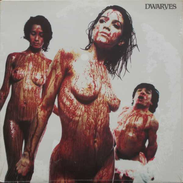 DWARVES (ドワーヴス) - Blood Guts & Pussy (US Reissue LP / New)