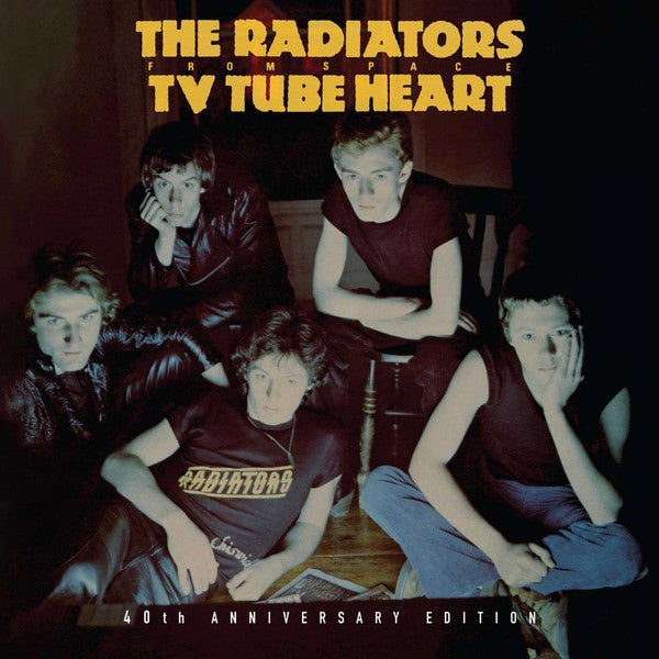 RADIATORS FROM SPACE, THE - TV Tube Heart 40th Anniversary Edition (CD / New)