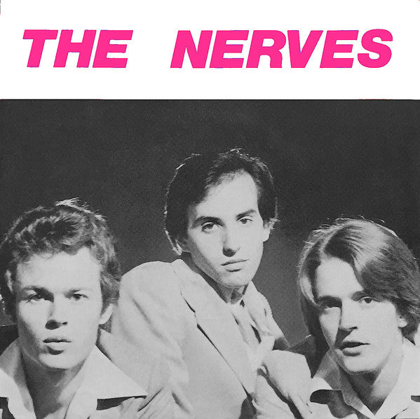 "NERVES, THE - S.T. (Unofficial 7"" / New)"