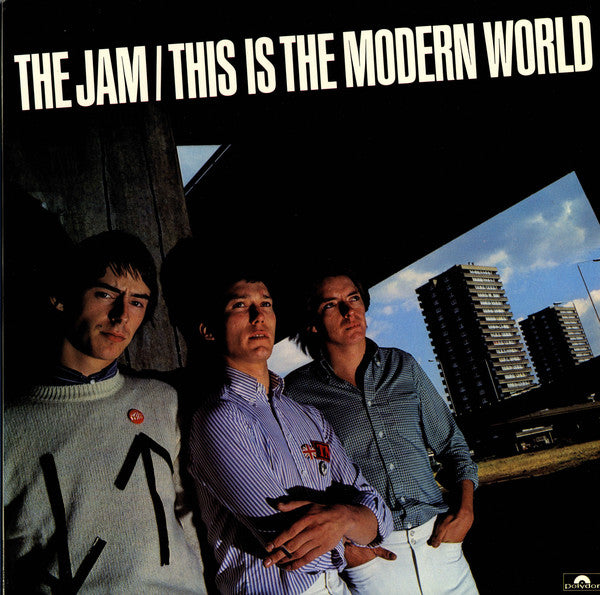 JAM, THE (ジャム) - This Is The Modern World (US Reissue LP / New)