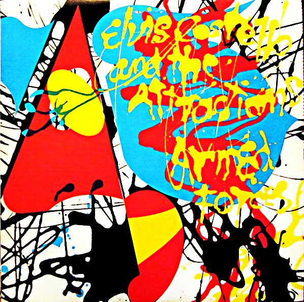 "ELVIS COSTELLO & The Attractions (エルヴィス・コステロ & ジ・アトラクションズ) - Armed Forces (US Reissue 180g LP+7"" / New)"