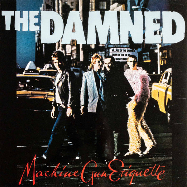 DAMNED, THE - Machine Gun Etiquette (Reissue LP / New)
