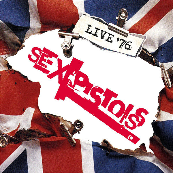 SEX PISTOLS - Live '76 (Ltd.4 x LP Box / New)
