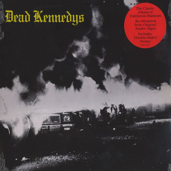 DEAD KENNEDYS (デッド・ケネディーズ) - Fresh Fruit For Rotting Vegetables (US Reissue LP+Poster / New)