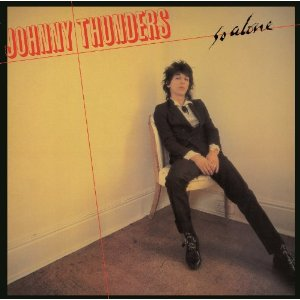 JOHNNY THUNDERS - So Alone (Color Vinyl LP / New)