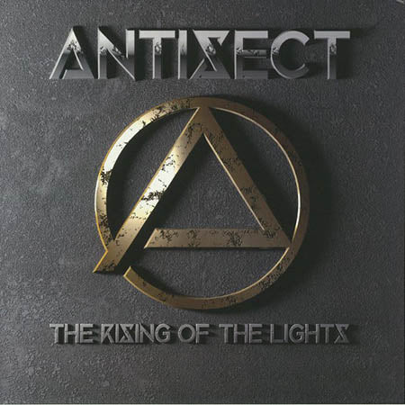 ANTISECT - The Rising Of The Lights(見開きジャケLP / New)