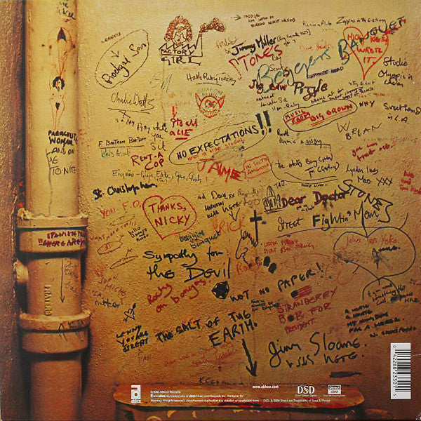 ROLLING STONES    (ローリング・ストーンズ)  - Beggars Banquet (EU Ltd.Reissue 180g LP/New)