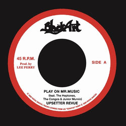 "UPSETTERS REVUE - Play On Mr.Music (7""/NEW)"
