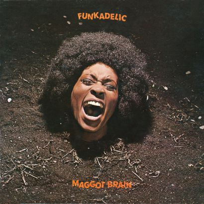 FUNKADELIC - Maggot Brain (EU Ltd.Reissue Color Vinyl LP)