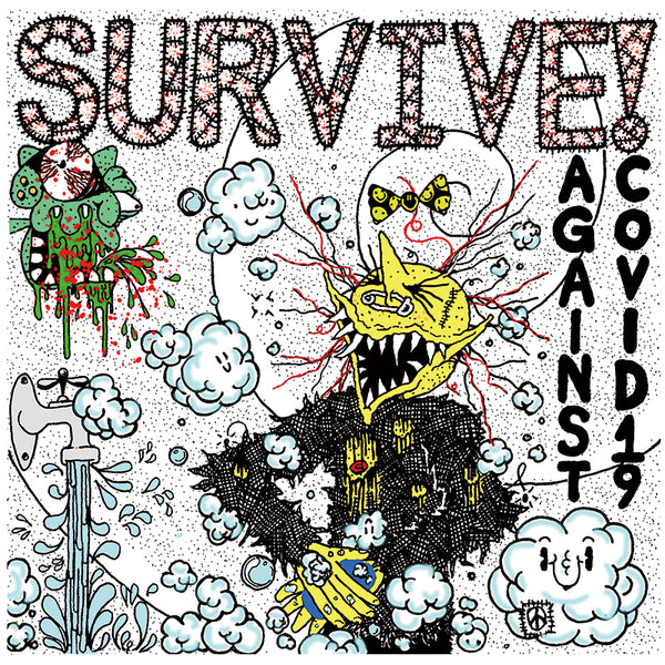 V.A. - Survive! Against Covid-19 (CD/New)