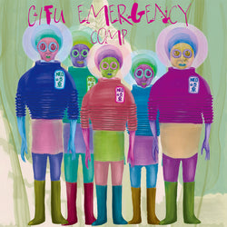 V.A. - Gifu Emergency Comp (CD/New)