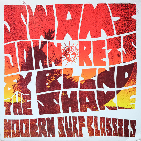 SWAMI JOHN REIS AND THE BLIND SHAKE - Modern Surf Classics (LP/NEW)