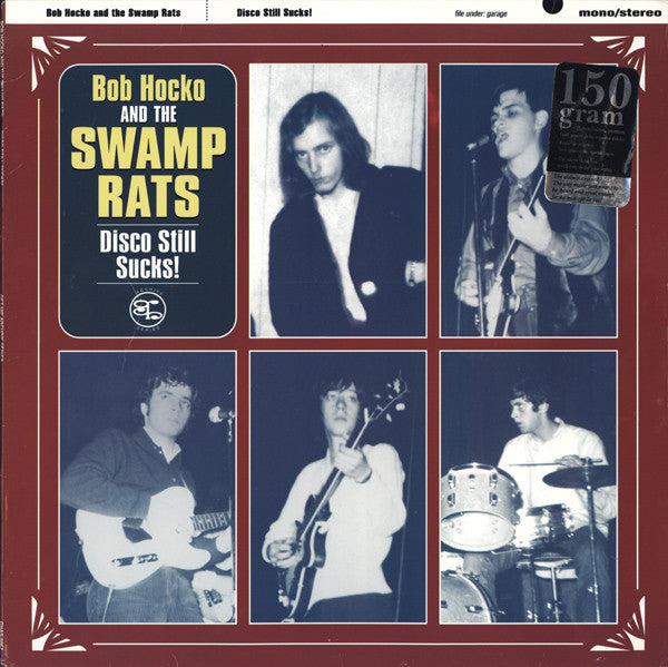 SWAMP RATS (スワンプ・ラッツ)  - Disco Still Sucks! (US Ltd.Reissue Black VInyl LP/New)