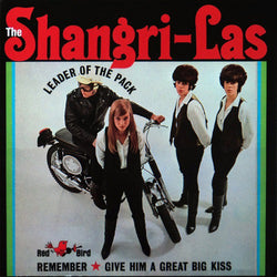 SHANGRI-LAS (シャングリ・ラス)  - Leader Of The Pack (US Ltd.Re-Track LP/New)