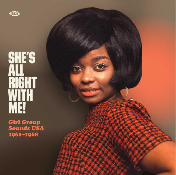 V.A. - She's All Right With Me! Girl Group Sounds USA 1961-1968 (EU Ltd.LP/New)