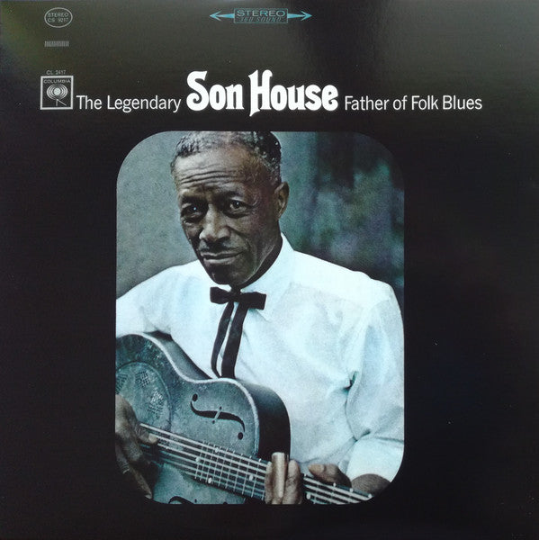 SON HOUSE (サン・ハウス)  - The Legendary Son House /Father Of Folk Blues (US Ltd.Reissue 180g LP/New)