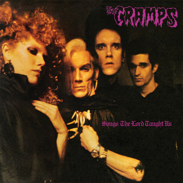 CRAMPS (クランプス)  - Songs The Lord Taught Us (US Ltd.150g Black Vinyl Reissue LP/New)