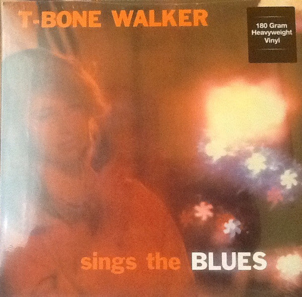 T-BONE WALKER (T-ボーン・ウォーカー)  - Sings The Blues (EU Ltd.Reissue 180g LP/New)