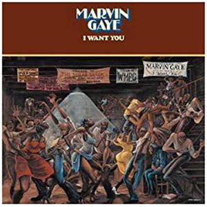 MARVIN GAYE - I Want You (US Ltd.Reissue LP/New)