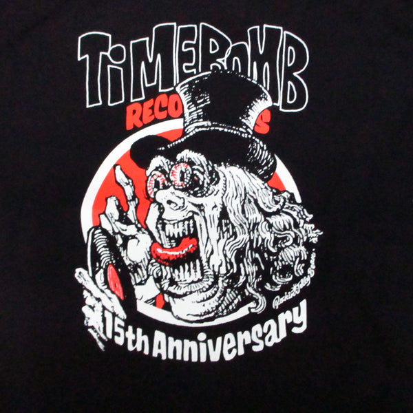 TIME BOMB NOVELTY GOODS - 15周年記念トートバッグ(Garage)
