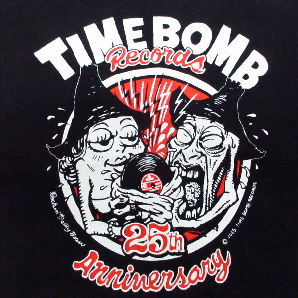 TIME BOMB NOVELTY GOODS - 25周年記念トートバッグ