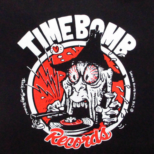 TIME BOMB NOVELTY GOODS - 26周年記念トートバッグ