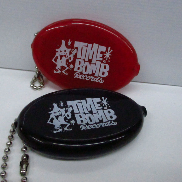 TIME BOMB NOVELTY GOODS - ラバー・コインケース (Black)