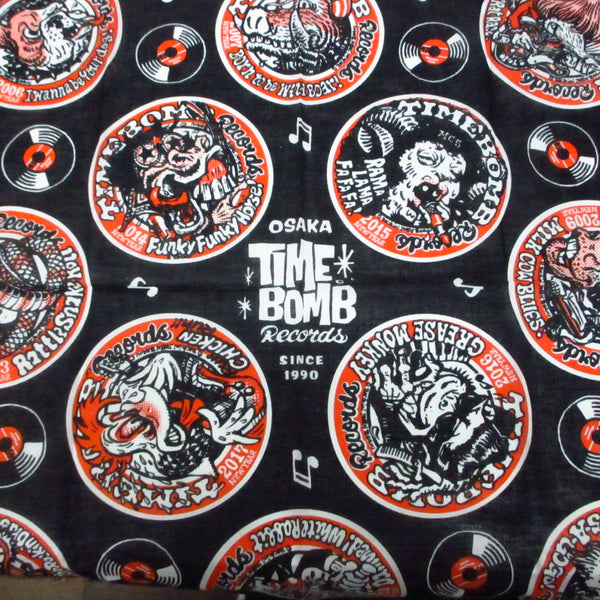 TIME BOMB NOVELTY GOODS - バンダナ