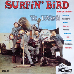 TRASHMEN (トラッシュメン)  - Surfin' Bird (EU Ltd.Reissue LP/New)