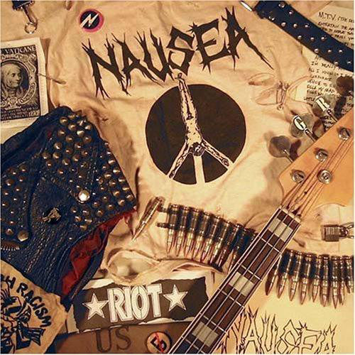 NAUSEA - The Punk Terrorist Anthology Vol.2 : '85-'88 (Enhanced CD/NEW)