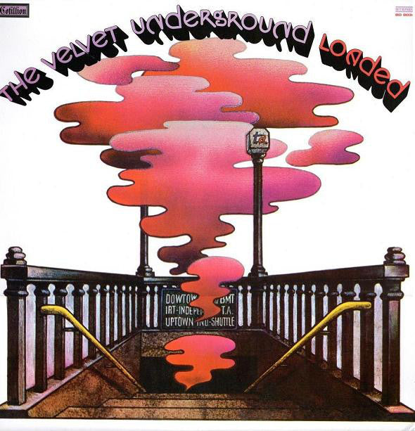 VELVET UNDERGROUND - Loaded (US Ltd.Reissue LP/New)