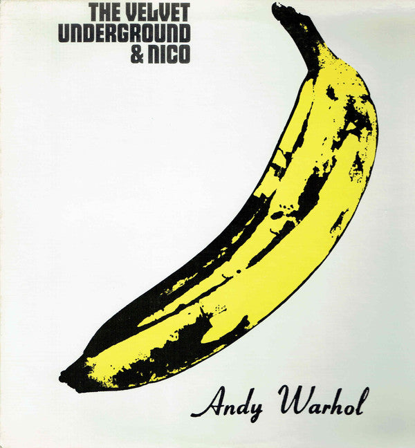 VELVET UNDERGROUND (ヴェルベット・アンダーグラウンド)  - The Velvet Underground & Nico (1st) (US Re Stereo LP/New)