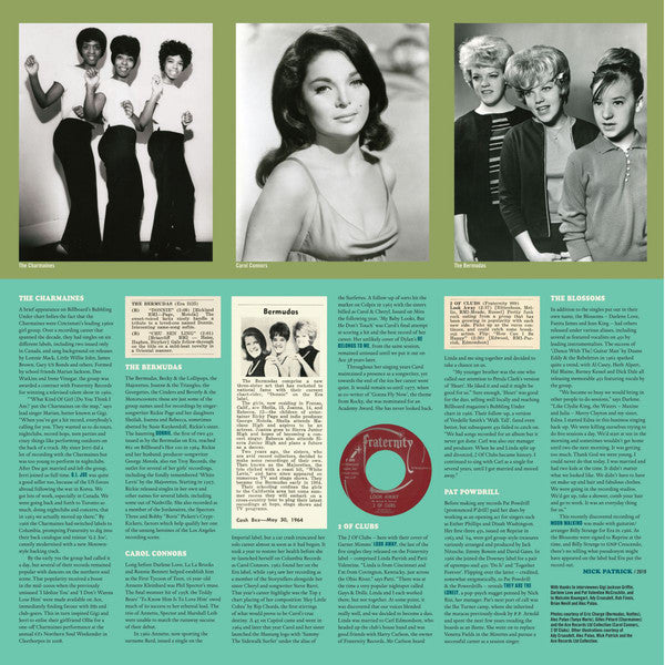 V.A. - Would She Do That For You?! Girl Group Sounds USA 1964-68 (EU Ltd.LP/New)