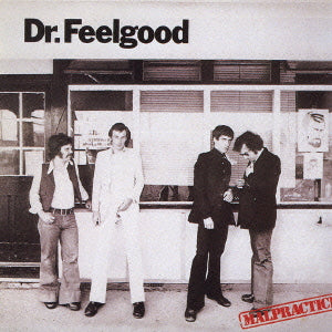 DR. FEELGOOD - Malpractice (UK Ltd.Reissue LP/New)