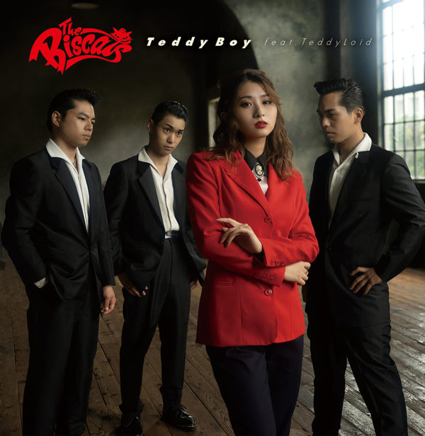 BISCATS, THE - Teddy Boy feat.TeddyLoid (CD / New)