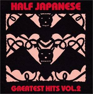 HALF JAPANESE-GREATEST HITS VOL.2 (CD)