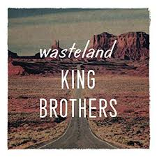 KING BROTHERS - Wasteland (荒野) (限定LP/New)