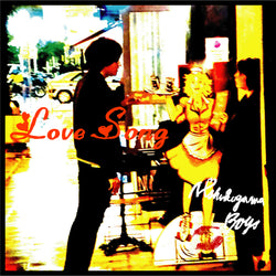 N' SHUKUGAWA BOYS (N'夙川BOYS) - LOVE SONGS (CD)