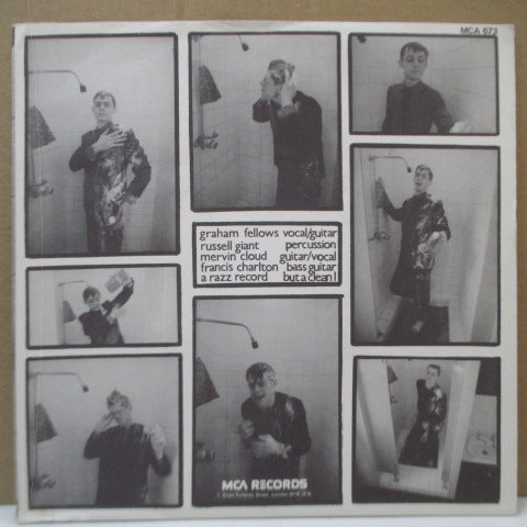 "GOING RED? - Some Boys (UK Reissue 7""/MCA 673)"