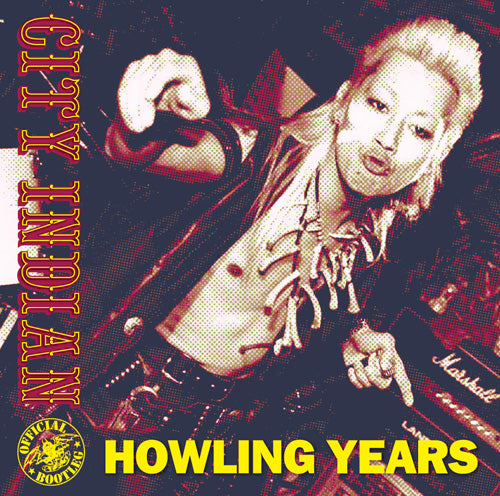 CITY INDIAN - HOWLING YEARS(2x DVD)