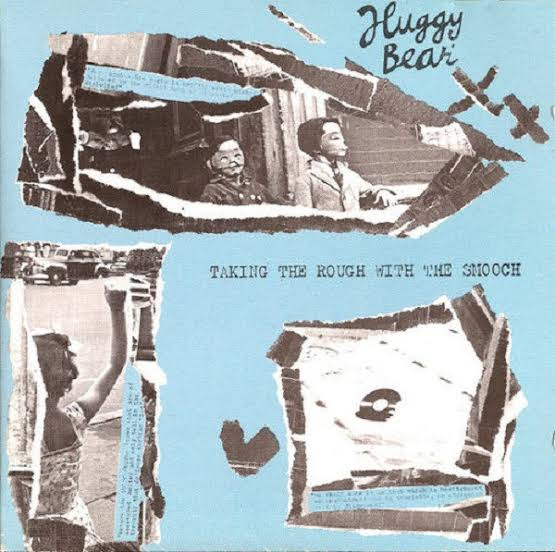 "HUGGY BEAR - TAKING ROUGH WITH SMOOCH (Ltd.10"")"