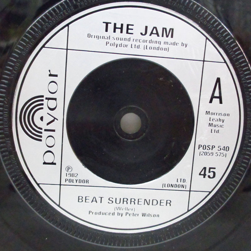 "JAM, THE - Beat Surrender (UK Ltd.2 x 7""/GS)"